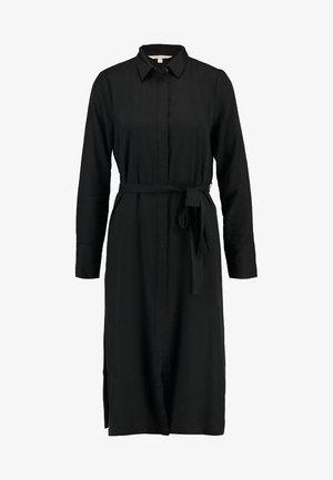 SAVANNAH TUNIC - Overhemdblouse - black