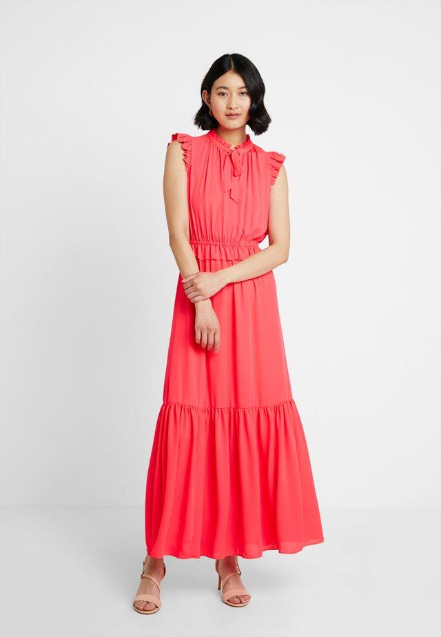 BLOUSE - Vestito lungo - hot pink