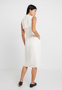 Banana Republic - TRENCH DRESS SOLID - Day dress - snow day - 3