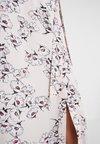 Banana Republic - MARILYN FLORAL KEYHOLE DRESS - Blusenkleid - wispy pink