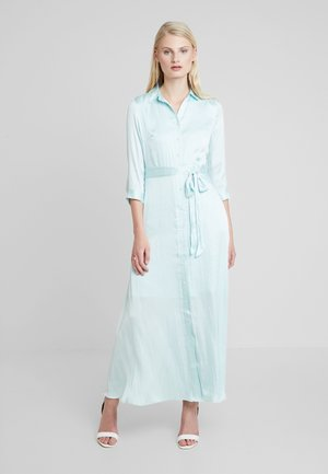 SAVANNAH DRESS SOLID - Maxi šaty - mint