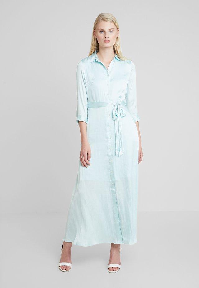 SAVANNAH DRESS SOLID - Maxikjoler - mint