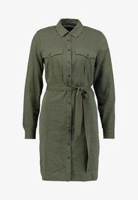Banana Republic - UTILITY - Abito a camicia - flight jacket - 4