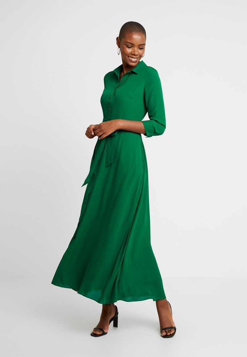 Banana Republic - SAVANNAH DRESS - Maxi-jurk - luscious green