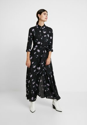 SAVANNAH MAXI - Maxikjole - black