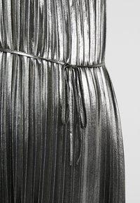 Banana Republic - PLEATED - Abito da sera - dark charcoal - 6
