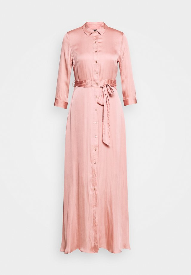 SAVANNAH SOFT - Maxi šaty - blush