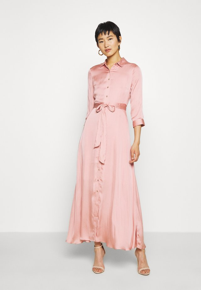 SAVANNAH SOFT - Maxi-jurk - blush