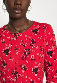 Banana Republic - CREW PRINT - Korte jurk - red - 5