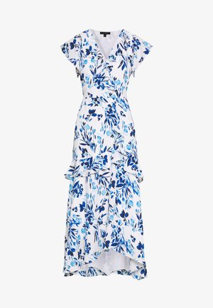 VNECK HI LOW - Maxiklänning - blue