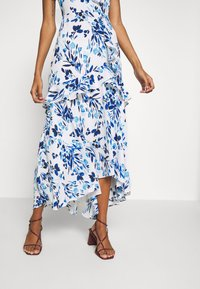 Banana Republic - VNECK HI LOW - Maxi dress - blue - 3