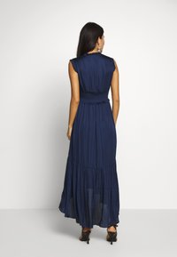 Banana Republic - VNECK HI LOW - Maxi dress - navy - 2