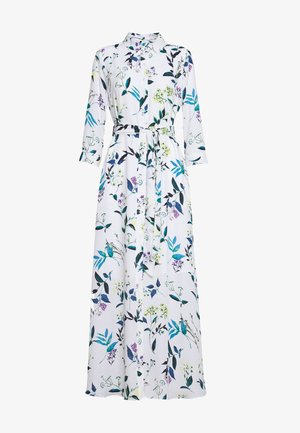 SAVANNAH PRINTS - Maxi šaty - white