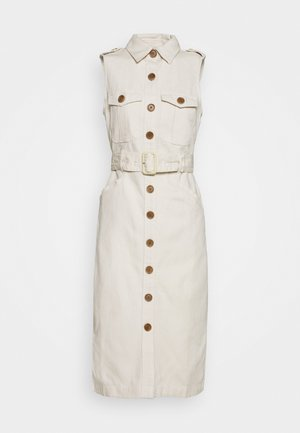 BAHIA DRESS - Abito a camicia - transition cream