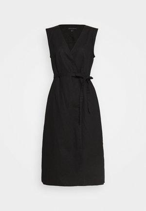 WRAP - Vestito estivo - black