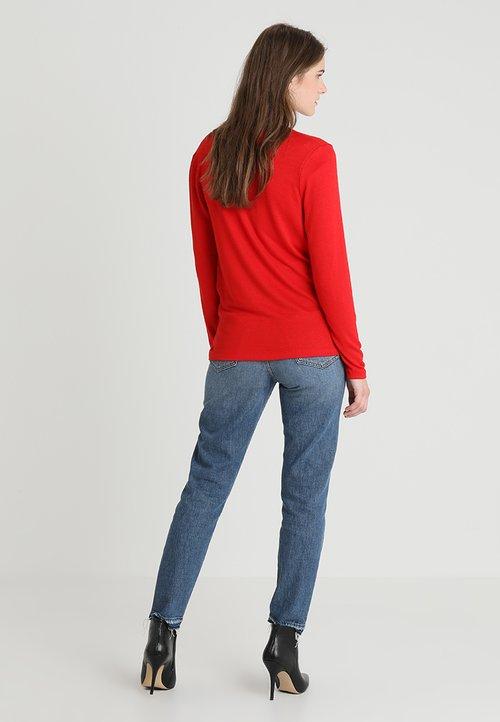 oferta Banana Republic WRAP - Sweter - ultra red Odzież Damska SEKW-AY5