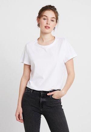 SUPIMA CREW RELAUNCH - Basic T-shirt - white