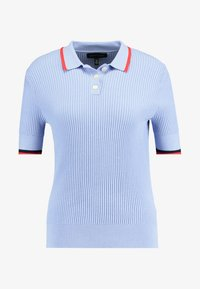 Banana Republic - TIPPED - Polo shirt - light blue - 4