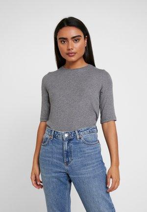 ELBOW TEE - T-shirt basic - grey
