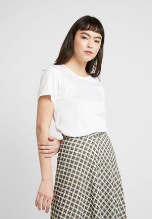 ELEVATED TEE - T-shirt basic - white