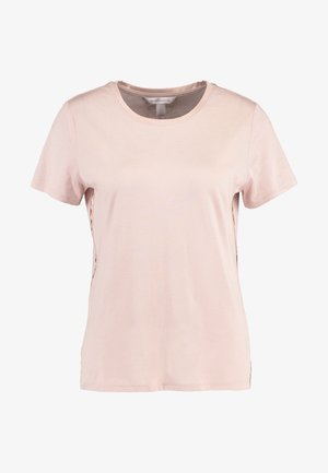 ELEVATED TEE - T-shirt basique - blush
