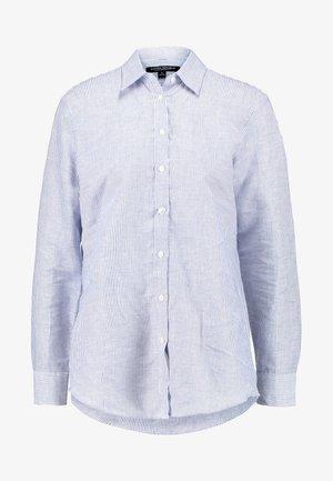 DILLON STRIPES - Camisa - blue/white