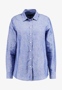 Banana Republic - DILLON SOLIDS - Camicia - chambray - 4