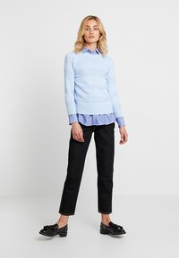 Banana Republic - DILLON SOLIDS - Camicia - chambray - 1