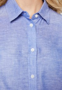 Banana Republic - DILLON SOLIDS - Camicia - chambray - 5