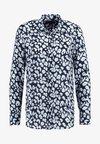 DILLON PRINTS - Camicia - Blue/white
