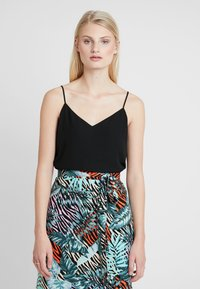 Banana Republic - PERFECT CAMI - Topper - black - 0