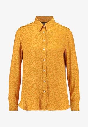 DILLON - Camicia - mustard
