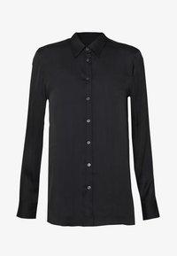 Banana Republic - DILLON - Button-down blouse - black - 3