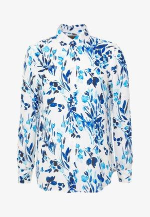 DILLON PRINTS - Camicia - blue