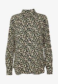 Banana Republic - DILLON PRINTS - Button-down blouse - beige - 4