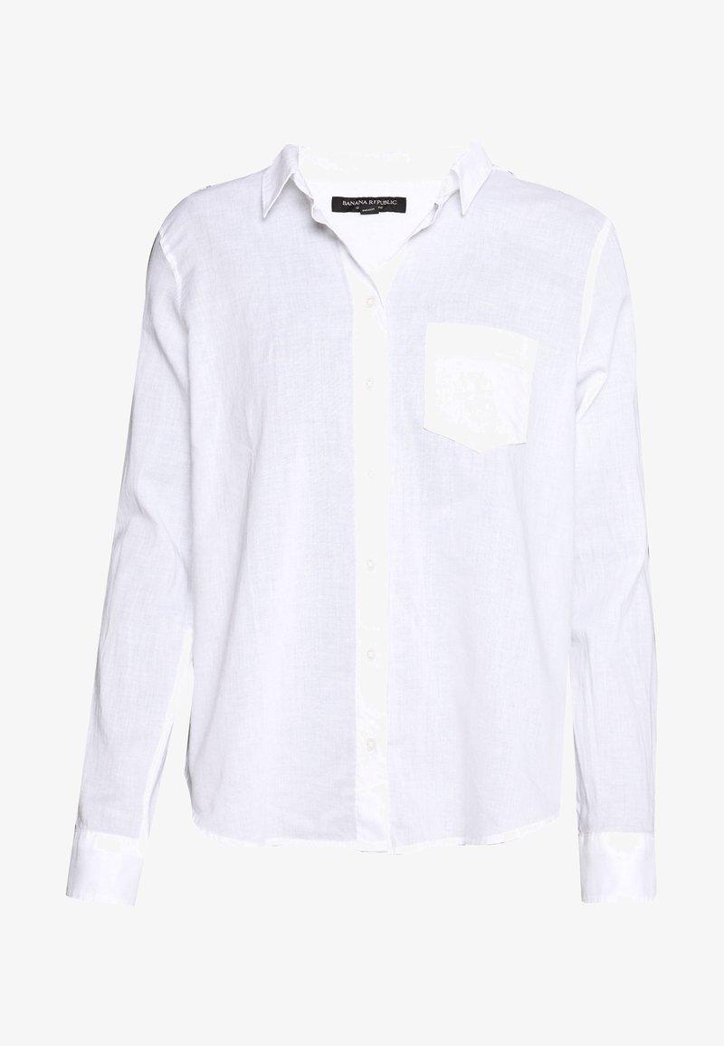 Banana Republic - QUINN - Košile - white