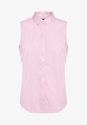 RILEY - Button-down blouse - pink icing