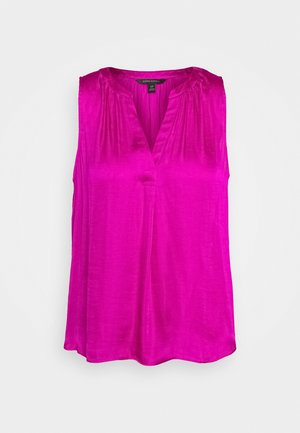 SOFT SOLIDS - Blusa - hot bright pink