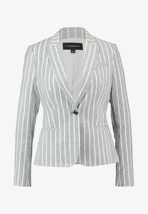CLASSIC STRIPE - Blazer - navy/white