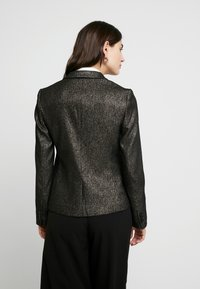 Banana Republic - CLASSIC SLOAN SPARKLE - Blazer - gold sparkle - 2