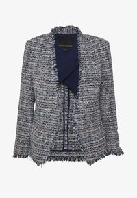Banana Republic - COLLARLESS - Giacca leggera - coastal blue - 4