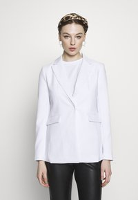 Banana Republic - SCULPTED STRUCTURED SOLIDS - Blazer - vwhite - 0
