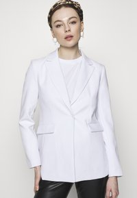 Banana Republic - SCULPTED STRUCTURED SOLIDS - Blazer - vwhite - 4