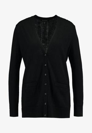 CARDIGAN - Cardigan - black