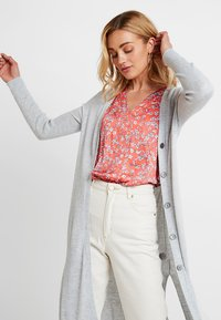 Banana Republic - BLEND DUSTER CARDIGAN - Cardigan - light grey heather - 3