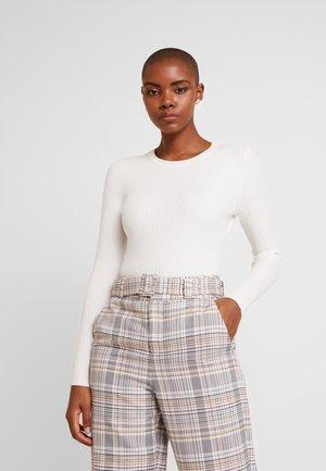 CREW - Sweter - white