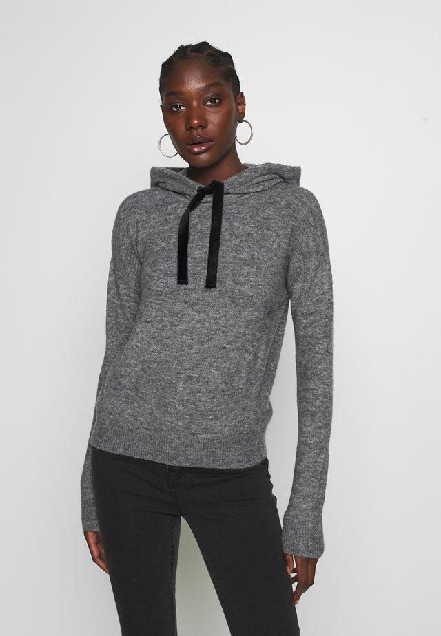 AIRE HOODIE - Hoodie - medium grey