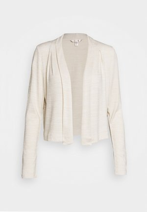 CARDIGAN - Cardigan - light ecru