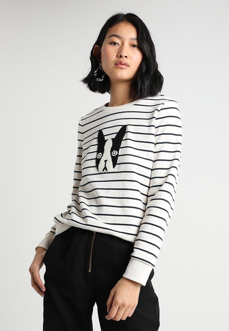 Banana Republic - CLASSIC DOG - Sweater - off-white