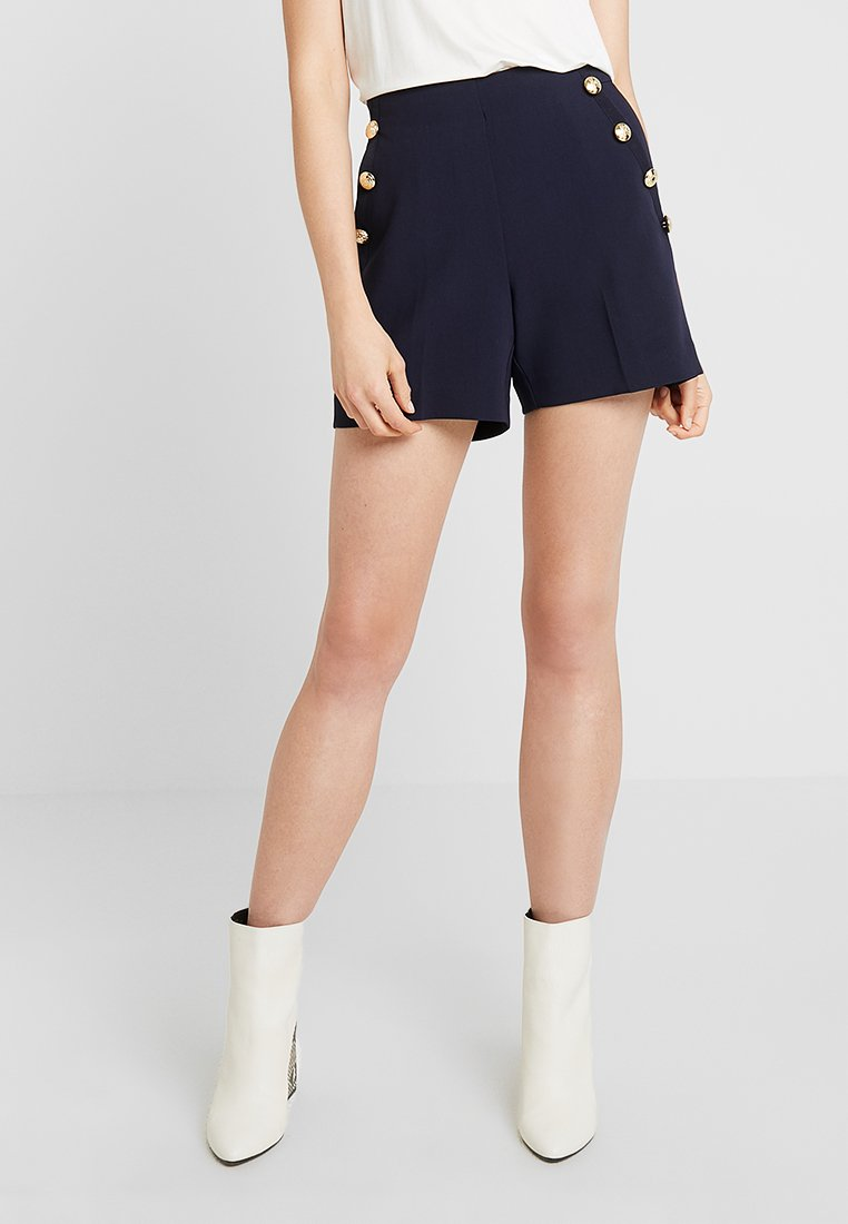 Banana Republic - HIGH RISE SAILOR  - Shorts - preppy navy